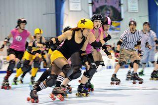ScareHouse Roller Derby